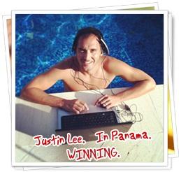 Justin Lee Winning
